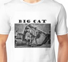 Big Cat tee Unisex T-Shirt