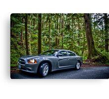 Dodge: Wild Canvas Print