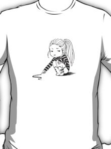 Bored Girl T-Shirt