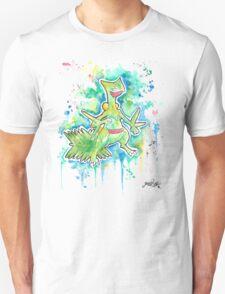 Epic Sceptile Watercolor Tshirts + More! ' Pokemon ' Jonny2may T-Shirt