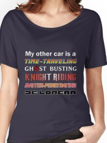 My Other Car Women's Relaxed Fit T-Shirt