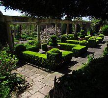 Italian Gardens, Iford Manor by wiggyofipswich