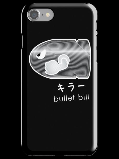 bullet bill -scribble- by Steve Landaverde