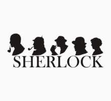 The Generations of Sherlock Holmes by sorakaji