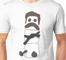 Marshmallow Ron Unisex T-Shirt