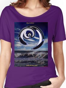 Tubular Ballsup by Mika Coldfield T-shirt Design Women's Relaxed Fit T-Shirt