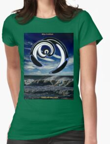 Tubular Ballsup by Mika Coldfield T-shirt Design Womens Fitted T-Shirt