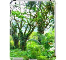 Lush Tropical Greenery iPad Case/Skin