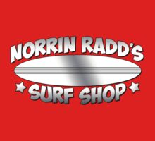 Norrin Radd`s Surf Shop by gorillamask