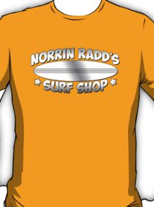Norrin Radd`s Surf Shop T-Shirt