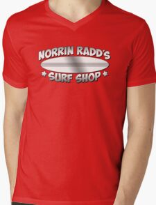 Norrin Radd`s Surf Shop Mens V-Neck T-Shirt