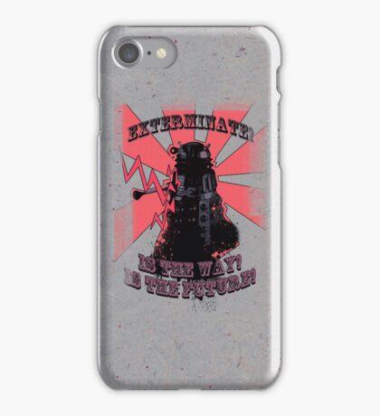 Dalek!! iPhone Case/Skin