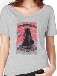 Dalek!! Women's Relaxed Fit T-Shirt