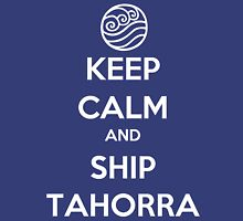 Keep Calm and Ship Tahorra! Unisex T-Shirt