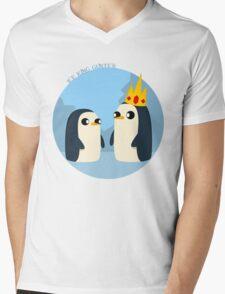 Ice Gunter Mens V-Neck T-Shirt