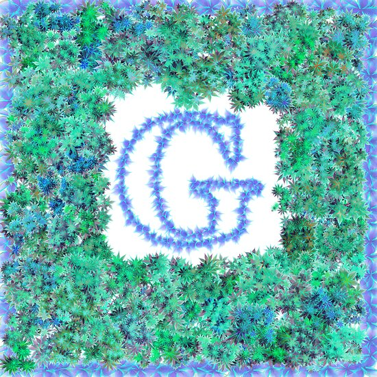 """G"" is For Garden by Michael Rubin"