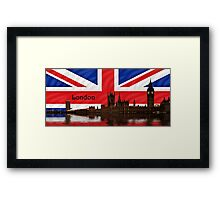 Great Britain Framed Print