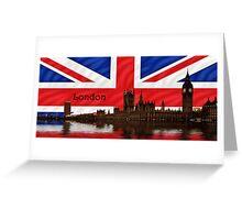 Great Britain Greeting Card