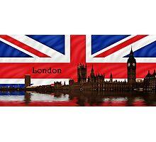 Great Britain Photographic Print
