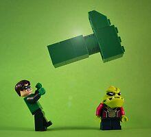 Green lantern by designholic