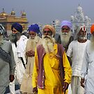 FACES OF AMRITSAR by Michael Sheridan