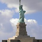 New York Statue of Liberty by sjorskorremans