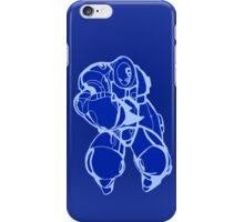 Gamma Robot iPhone Case/Skin