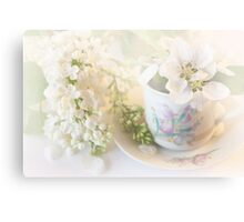 ***  AFTERNOON TEA DELIGHT *** Canvas Print