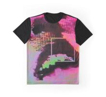 Psycho GLITCH Graphic T-Shirt