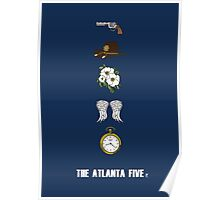 The Atlanta Five  Poster