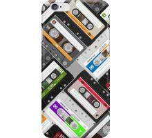 Retro Cassette Tapes iPhone Case/Skin