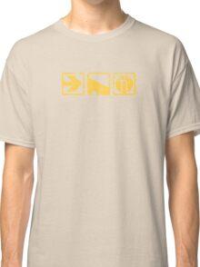 Force Balance Push Classic T-Shirt