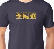 Force Balance Push Unisex T-Shirt