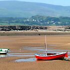 Low Tide, Duddon Sands, Cumbria, UK. by Roy  Massicks