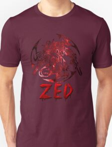 Zed Tribal C.Version T-Shirt