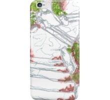 stair in central park iPhone Case/Skin