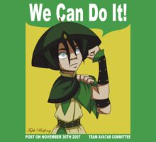 We Can Do It! by SpazzyFanGirl