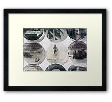 Surf Watching Framed Print