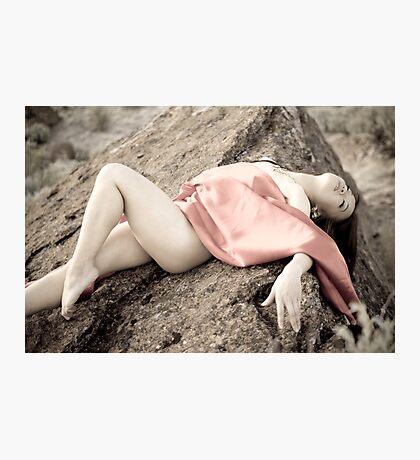 helpless Photographic Print