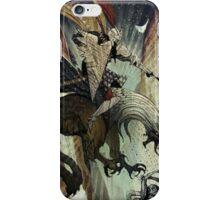 Dragon Age Inquisition-Blackwall Tarot Card iPhone Case/Skin