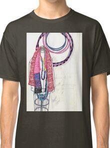 dress form w/ hula hoops Classic T-Shirt