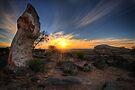 Sculptured Sunset by Jason Ruth