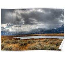 Scenic Washoe Valley Poster