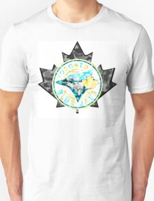 BLUE JAYS WHITE Unisex T-Shirt