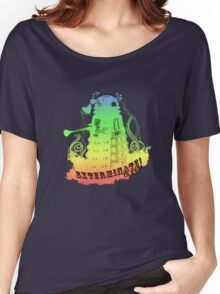 EXTERMINATE is fun! Women's Relaxed Fit T-Shirt