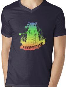 EXTERMINATE is fun! Mens V-Neck T-Shirt