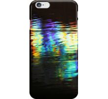 Sign Reflection iPhone Case/Skin