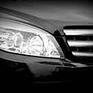 Mercedes C220 by Lou Wilson