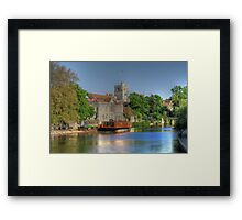 All Saints Maidstone  Framed Print