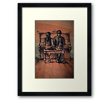 Resonant Framed Print